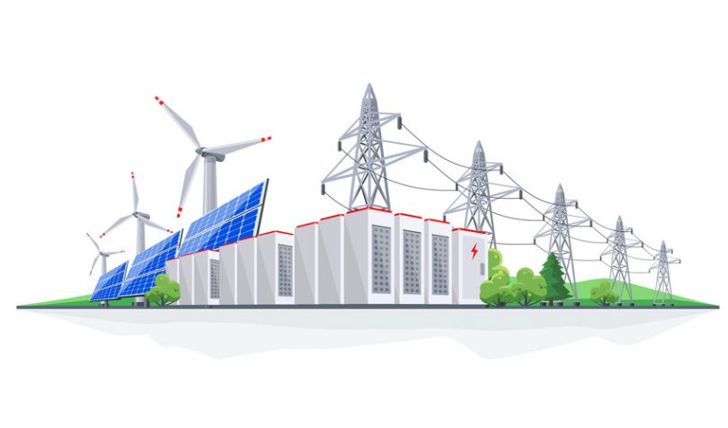 electricity power grid renewable energy