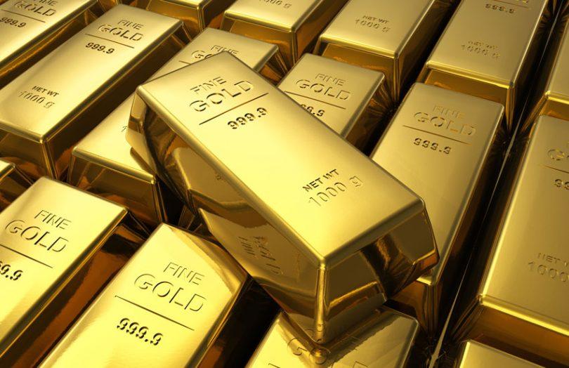 gold bullion precious metal