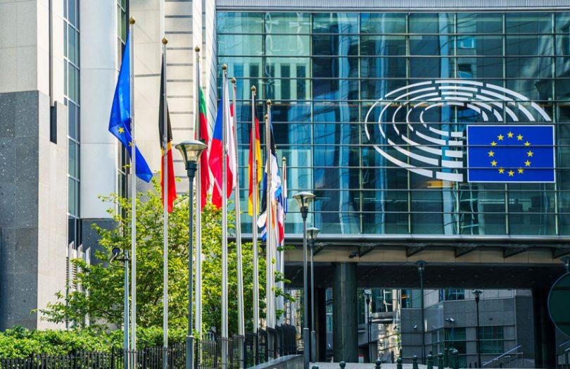 EU EC European Parliament Brussels