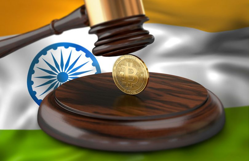 India cryptocurrency legal