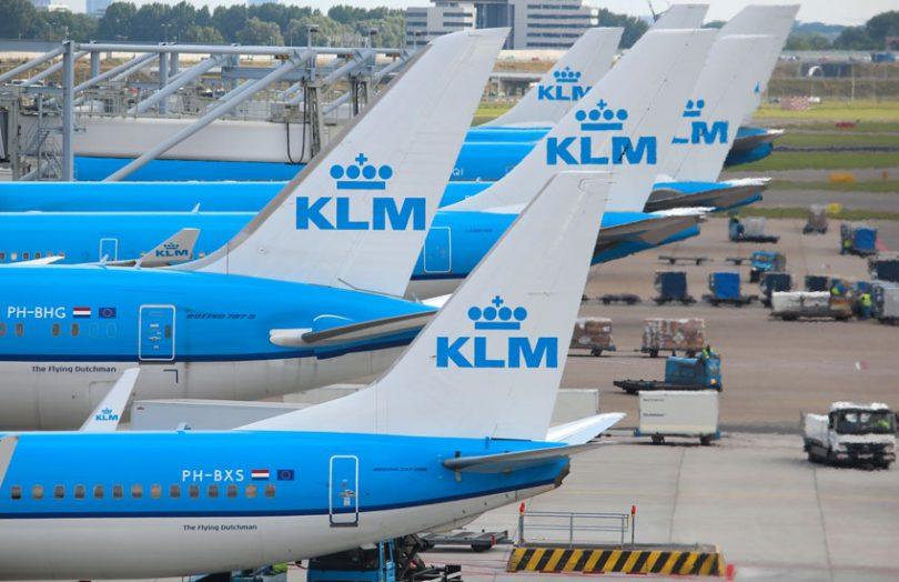 KLM Netherlands Airline