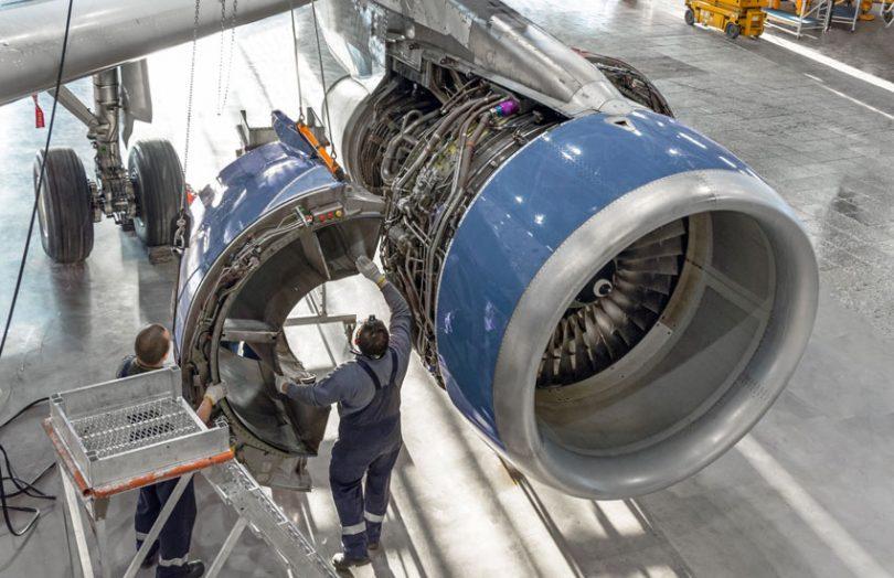 aircraft parts maintenance