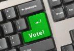 electronic digital vote voting