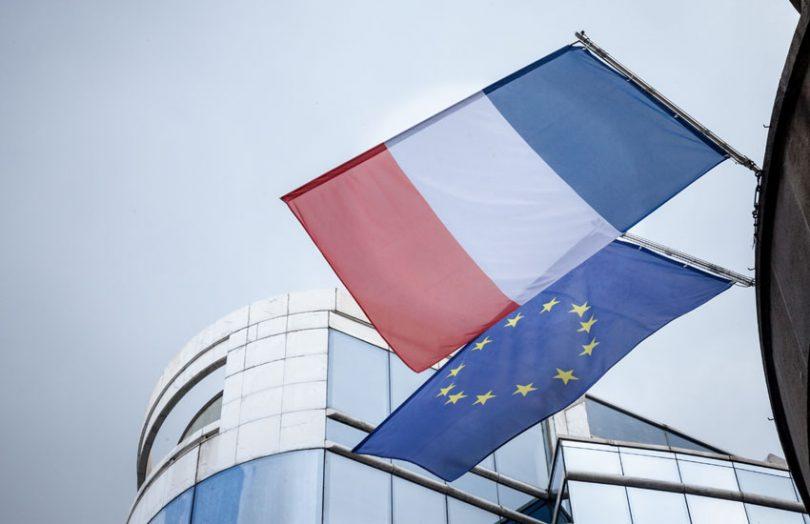 france french flag eu europe
