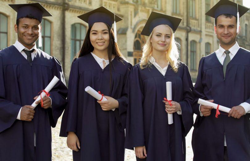 graduates education credentials