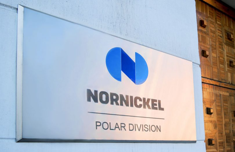 nornickel norilsk nickel