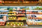 China supermarket food