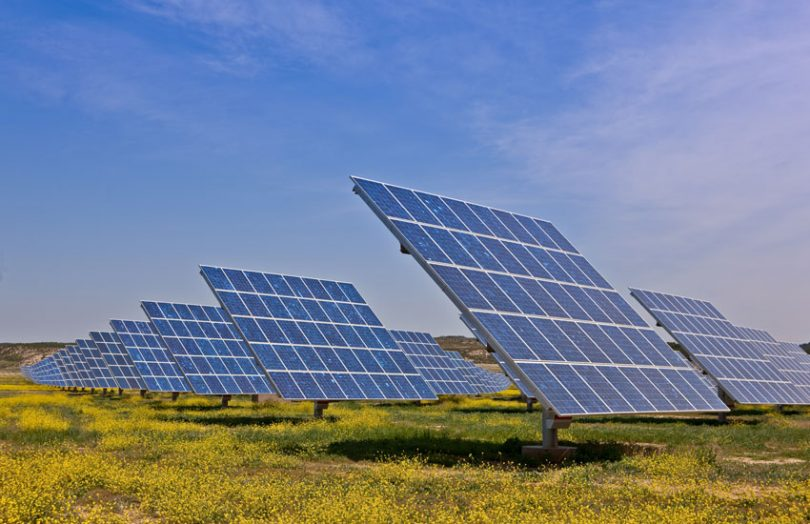 Solar renewables energy