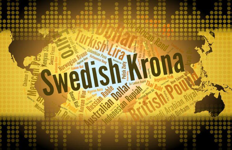 riksbank swedish krona