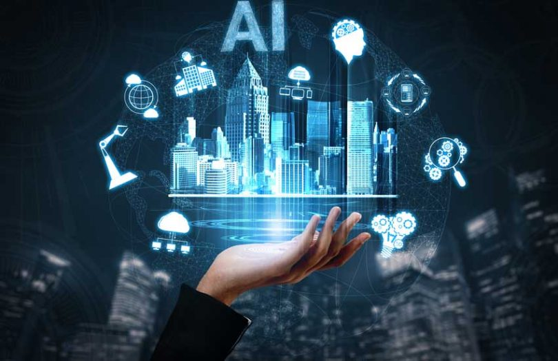 AI IoT smart city
