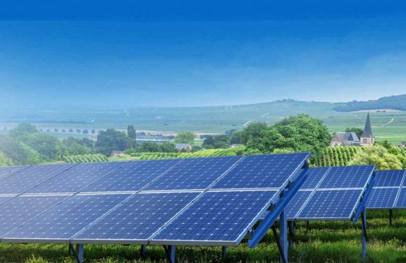 solar panel renewables