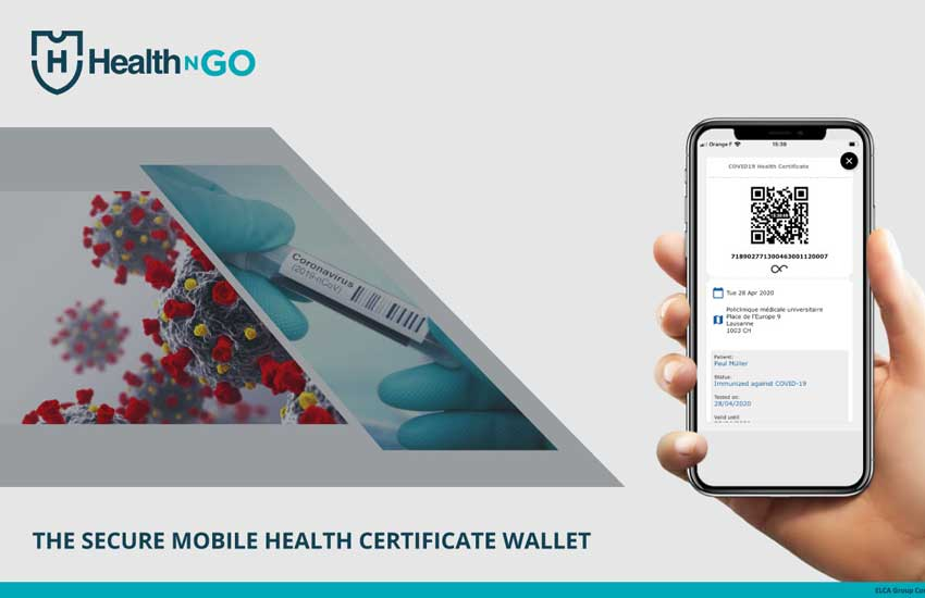 Swiss blockchain <bold>ticketing</bold> firm launches COVID-19 health certificate app