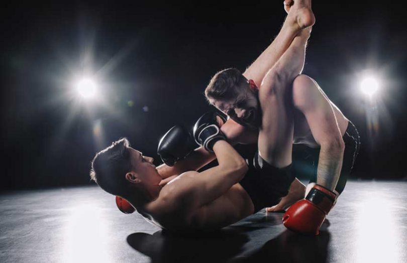 MMA UFC Mixed Martial Arts