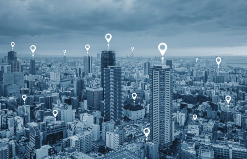location data map gps