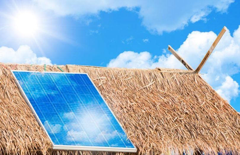 rural electrification solar energy