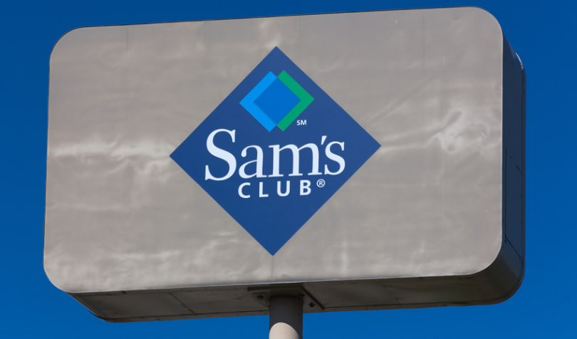sams club walmart