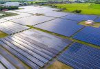 solar farm photovoltaics renewables