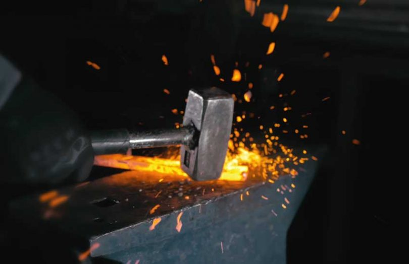 Forge Smithy Metal Steel