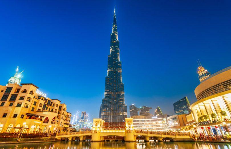 burj khalifa real estate emaar