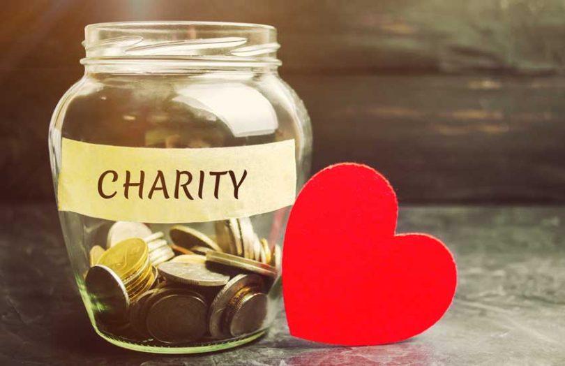 charity donation money