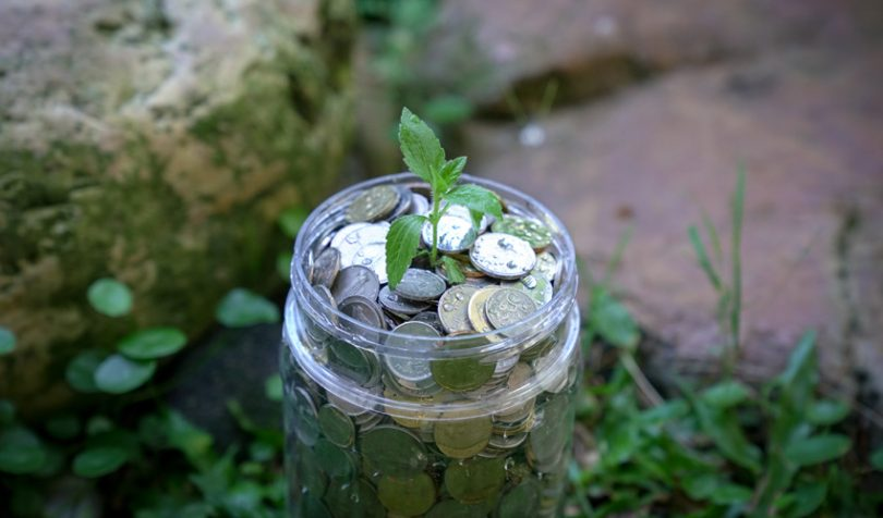 saving money microfinance