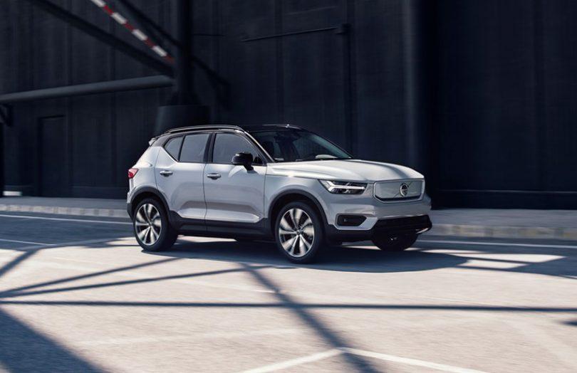 Volvo инвестирует в блокчейн Circulor
