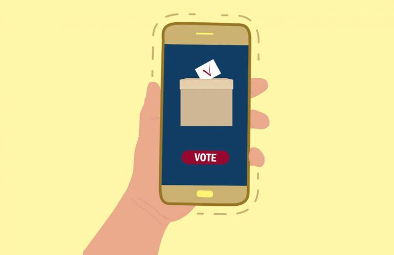 В Индии могут использовать блокчейн для удаленного голосования