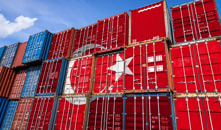 TradeLens blockchain adds Turkish ports - Ledger Insights - enterprise blockchain