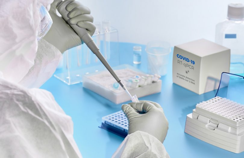 coronavirus covid-19 test health certificate