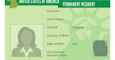 permanent resident credential