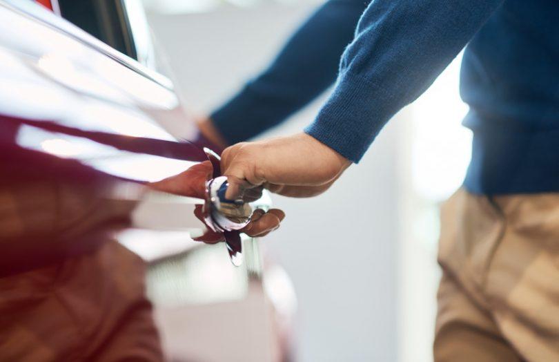 access car vehicle door