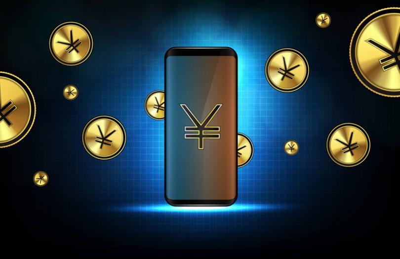 phone eCNY digital yuan