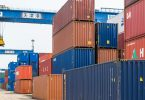 china ports containers