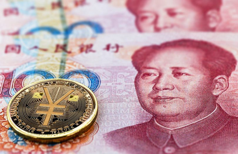 digital yuan currency renminbi ecny cbdc