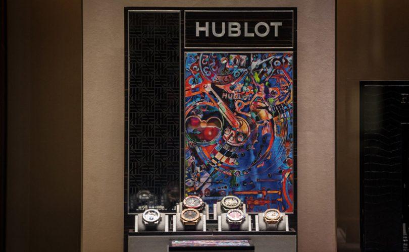 Гарантия на часы Hublot добавлена в сеть блокчейнов LVMH AURA