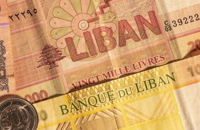 lebanese currency