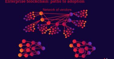 enterprise blockchain adoption vendor networks