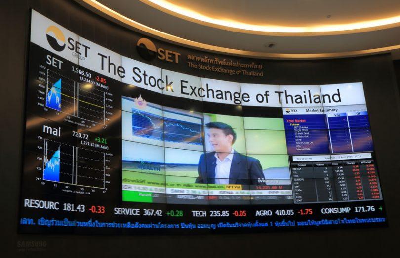 stock exchange of thailand