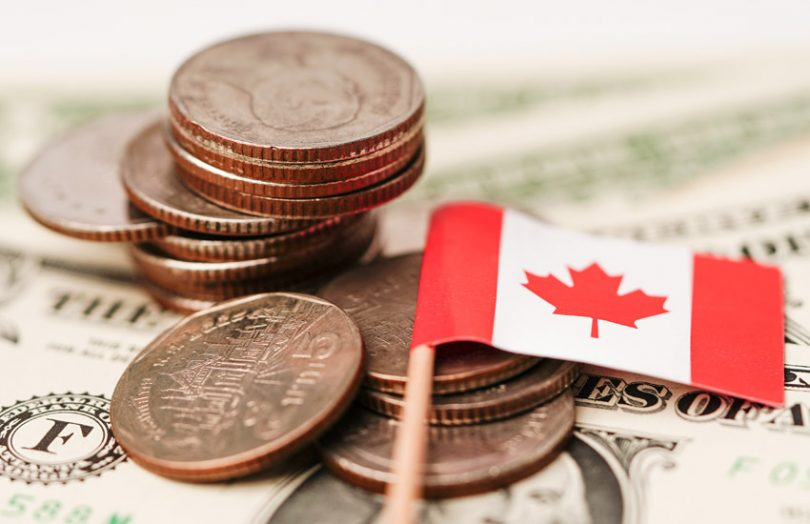 canadian currency dollar