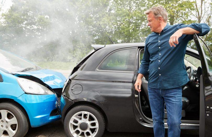 insurance fraud car crash