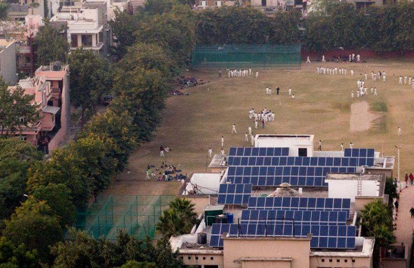 solar delhi