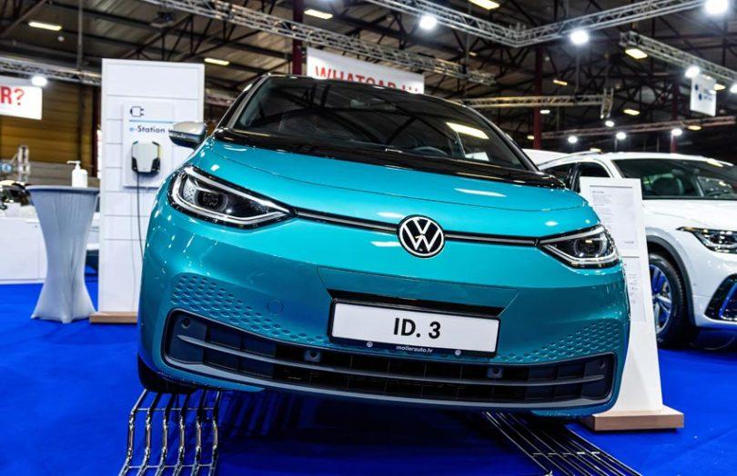 vw volkswagen electric vehicle