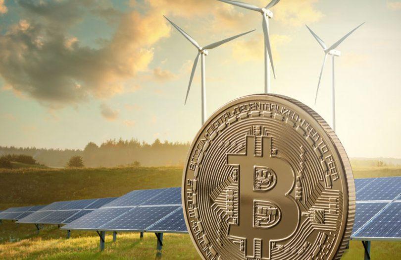 bitcoin renewable energy