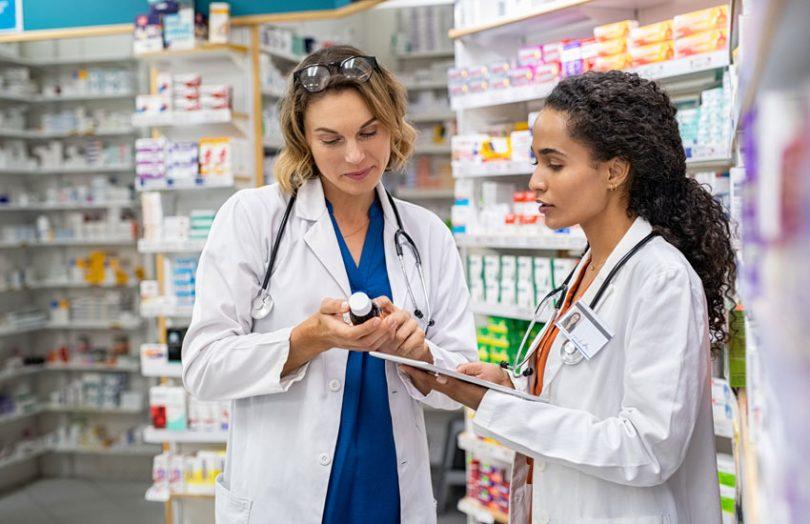 pharmacist pharmaceuticals drugs