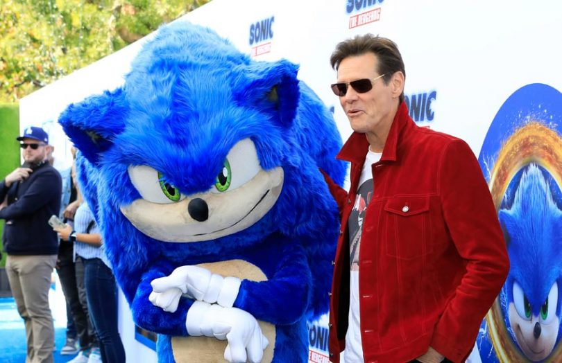 sonic the hedgehog sega