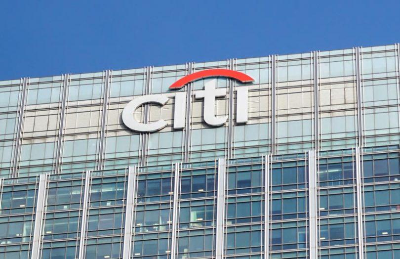 Citi  подумывает о выходе в сектор криптовалют