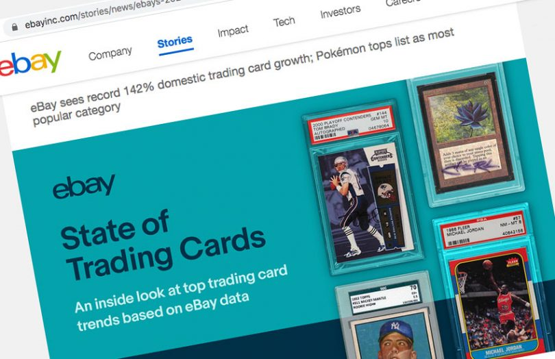 ebay collectibles trading cards