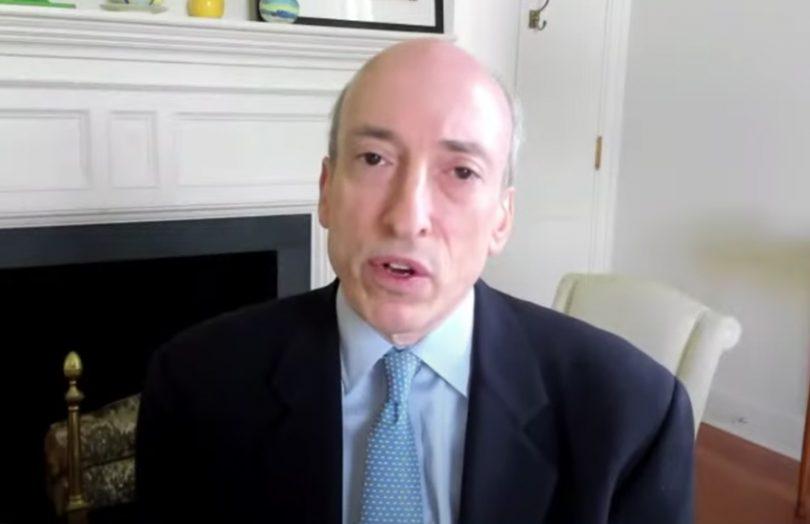 Генслер из SEC предлагает строго регулировать обмен криптовалюты