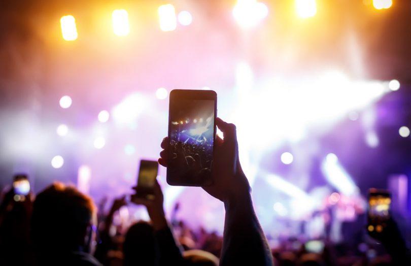 Live Nation планирует создать торговую площадку NFT для концертных видео-моментов