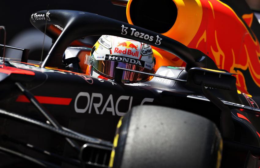 tezos red bull racing f1 formula 1